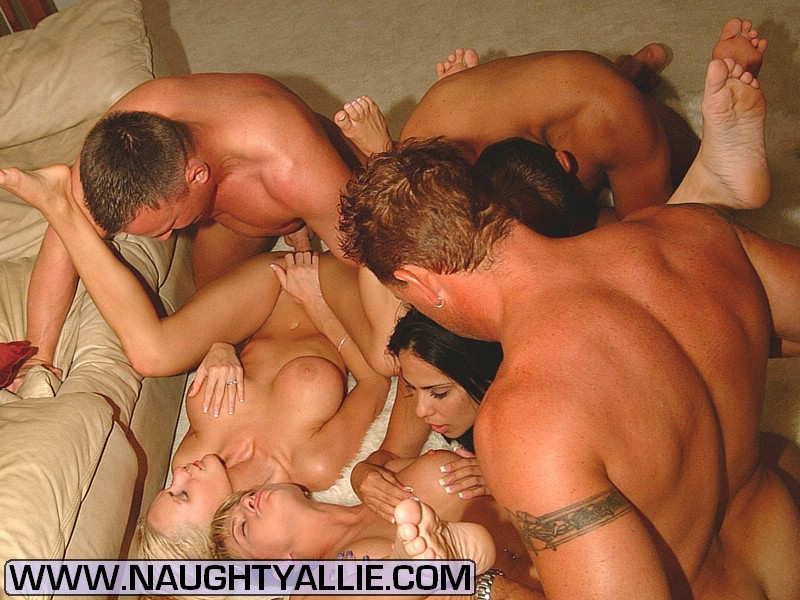 Blonde Wife Double Teamed