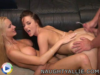 Exact naughty threesome porn videos