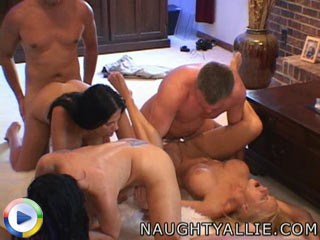 Group sex videos threesome swingers home amateur movies